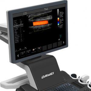Máy Siêu Âm Bàn Đẩy Dawei Doppler Màu 4D Model: DW-C80 Version: V2.1